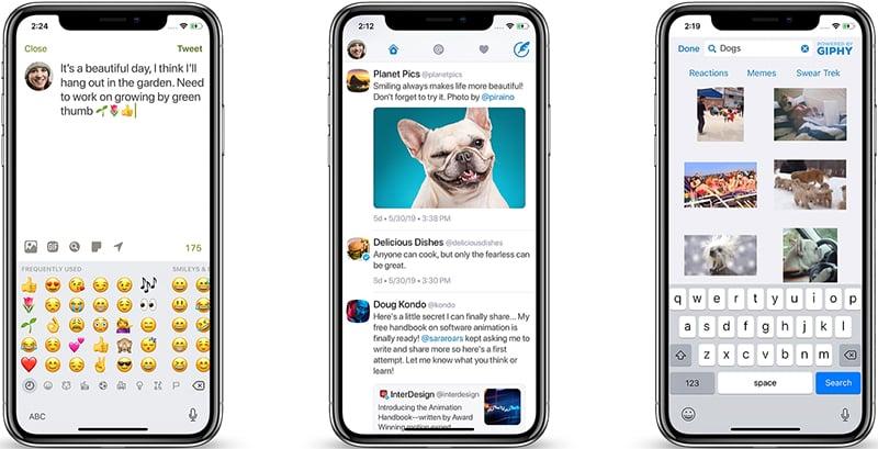 Twitterrific 6 fait le plein de nouveautés sur iPhone, iPad : lecture auto des vidéos, GIF et bien plus 1