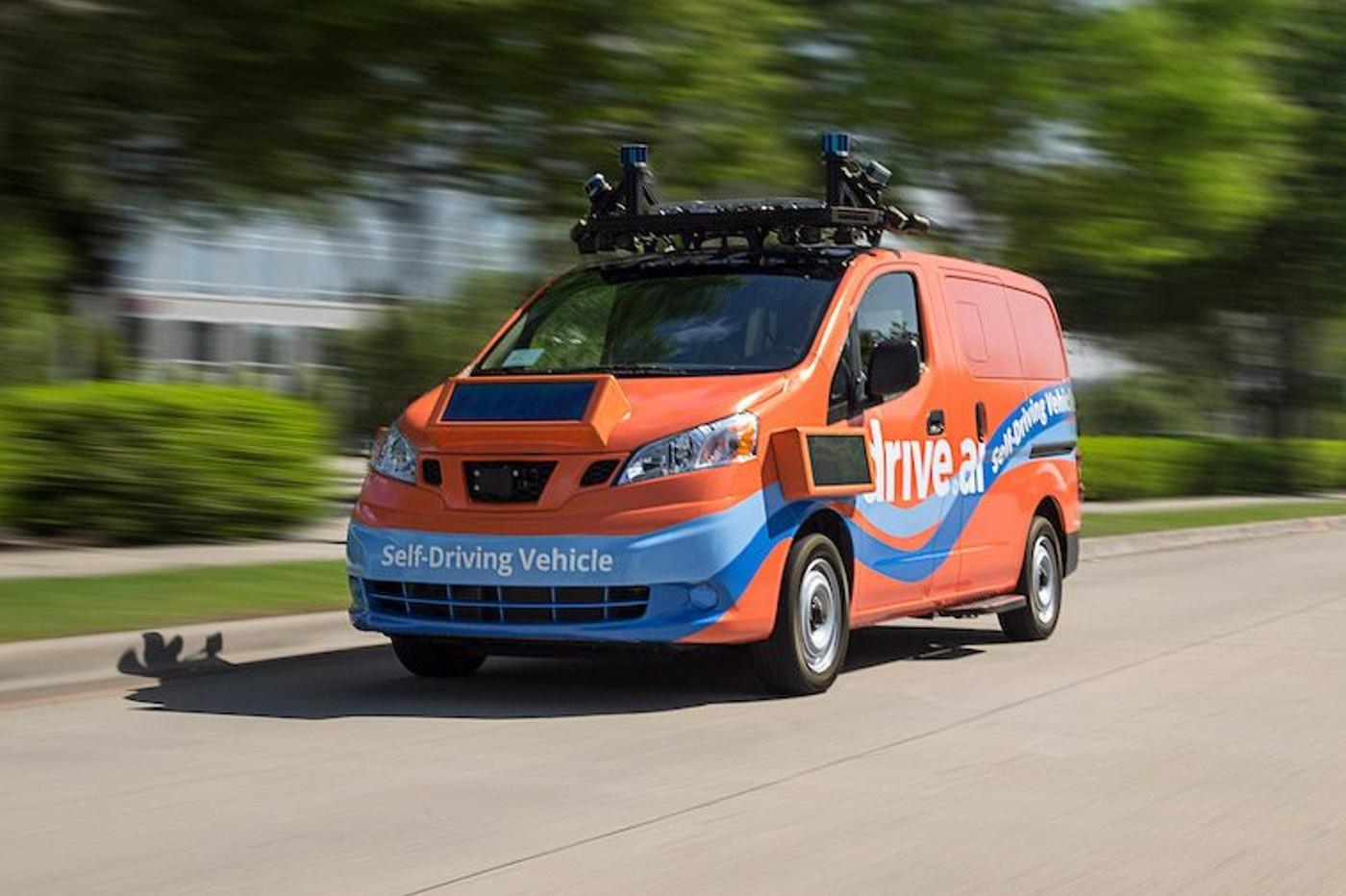 Apple confirme le rachat de Drive.ai, une startup spécialisée dans la conduite autonome 1