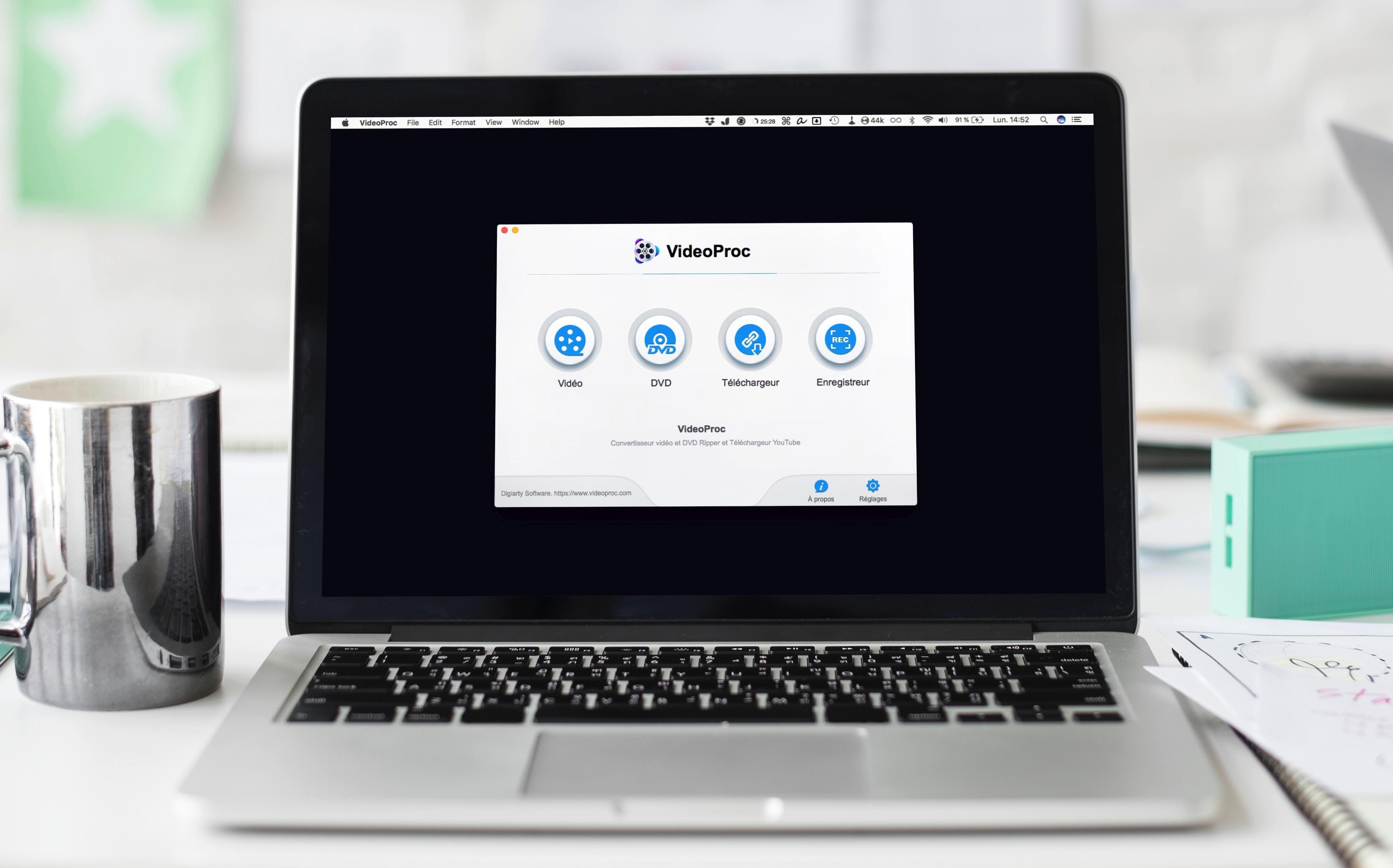 Bon plan : licences gratuites pour l'éditeur vidéos 4K VideoProc et 5 AirPods 2 avec recharge sans-fil à gagner ! 1
