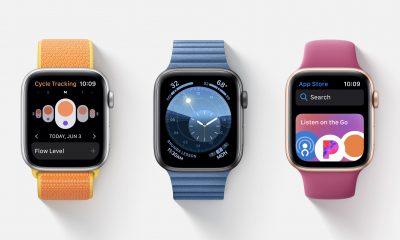 Quelles nouveautés pour l'Apple Watch avec watchOS 6 ? 9