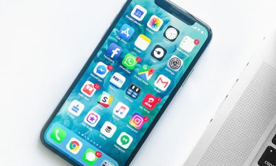 Apps sur iPhone X