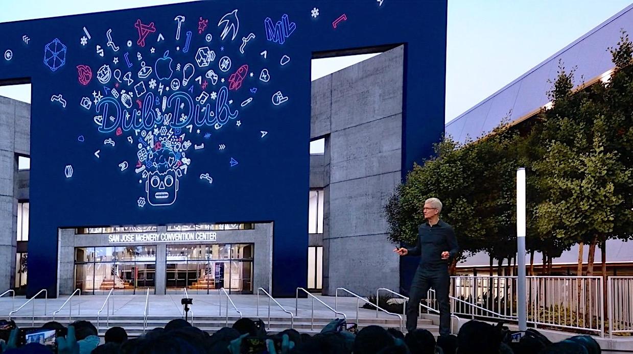 Résumé Keynote WWDC : nouveautés iOS 13, iPadOS, tvOS, watchOS 6 et … One More Thing côté Mac 1