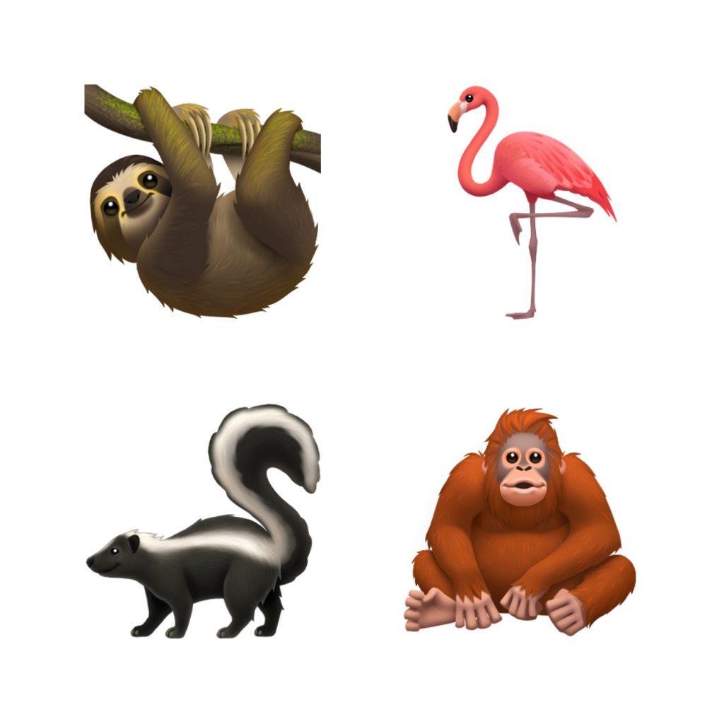 En images, les 59 nouveaux emojis à venir cet automne sur iOS et macOS 8