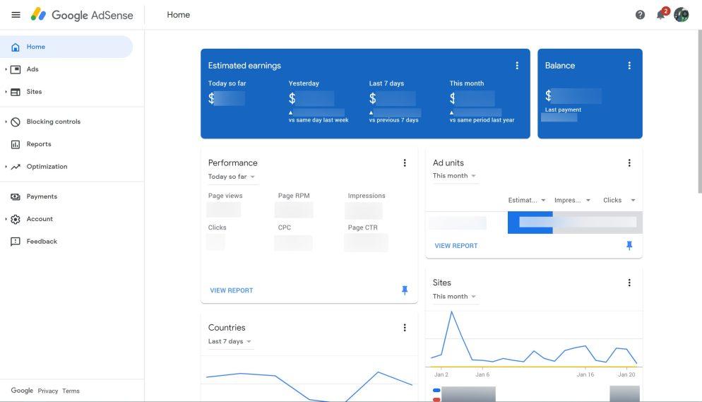 Google AdSense: l'app iOS va s'éteindre 3