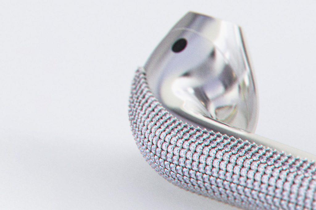 Ces AirPods en diamant coûtent 20 000 dollars! 3