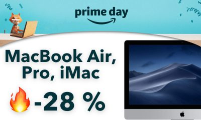 Amazon Prime Day : jusqu'à -28 % sur les MacBook Air, Pro et iMac 3