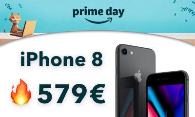 Amazon Prime Day : iPhone 8 256 Go à 579€ au lieu de 858€ (-32%) 3