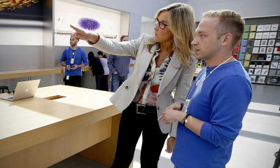 Apple Store : un taux de rétention record des employés sous Angela Ahrendts 3