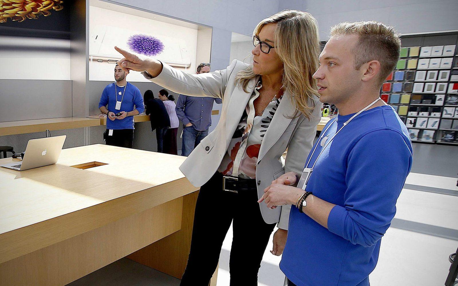Apple Store : un taux de rétention record des employés sous Angela Ahrendts 1