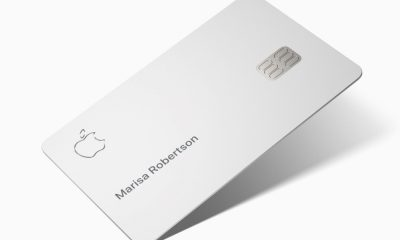 Apple Card, carte bancaire métallique