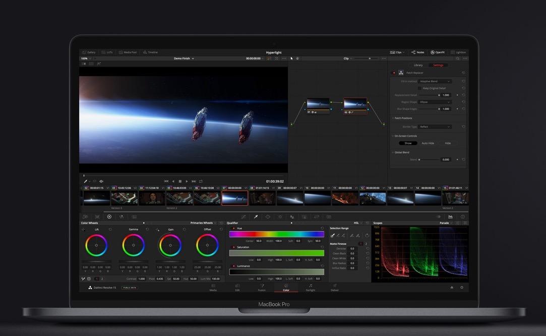 """Le nouveau MacBook Pro 13"""" double (presque) sa puissance de calcul face à l'ancien modèle 5"""