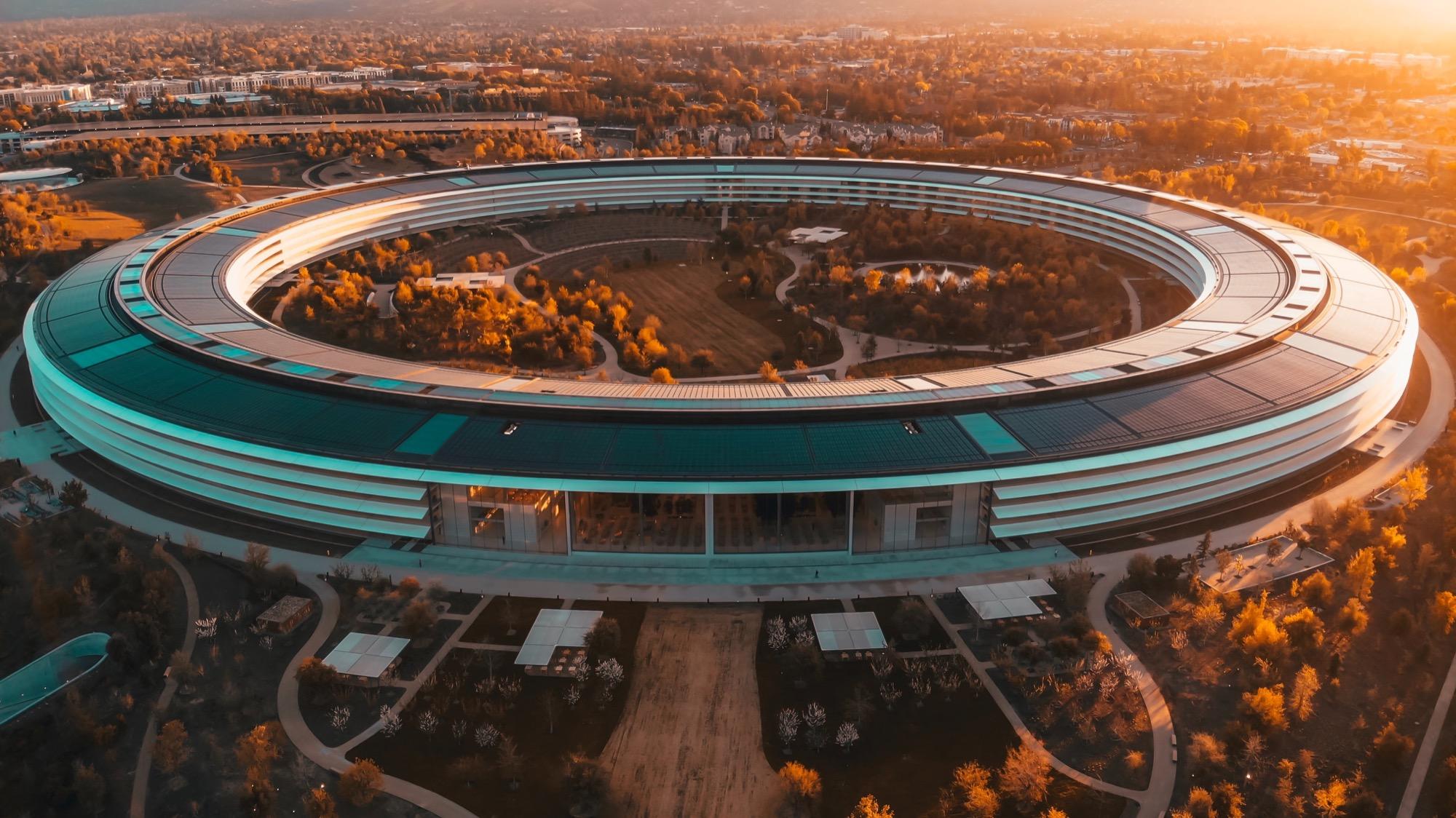 Apple au top des entreprises fonctionnant sur l'énergie solaire 2