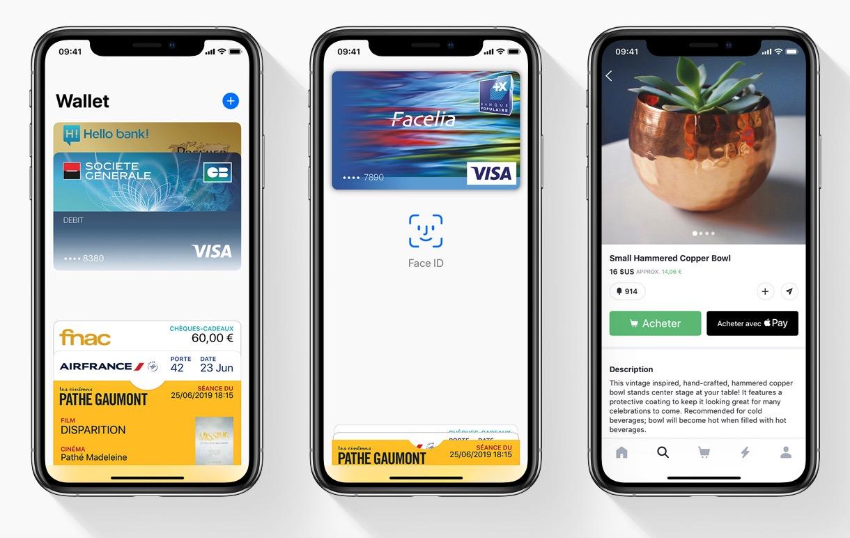 Apple Pay progresse, plus vite que PayPal 1