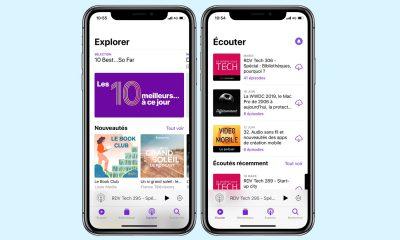 Après les jeux vidéo et les séries, Apple veut s'offrir des podcasts 1
