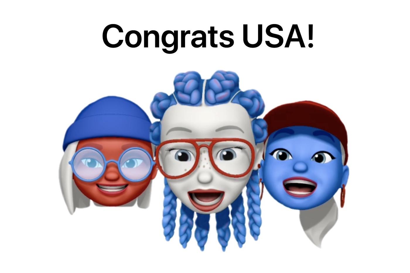 Apple célèbre la victoire de l'équipe féminine américaine de foot 1