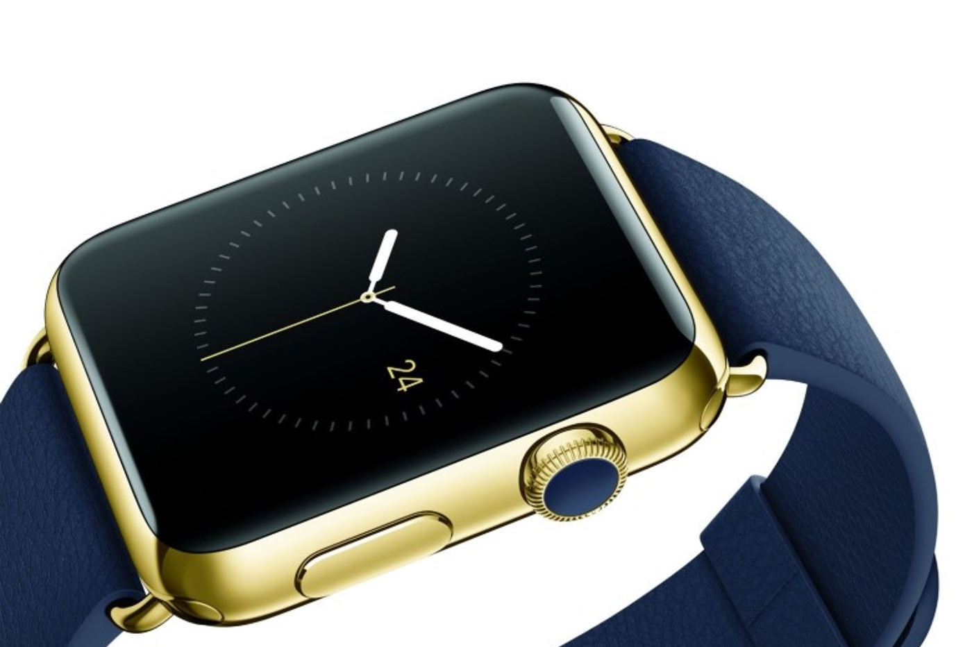 L'Apple Watch en or a fait un véritable flop 1