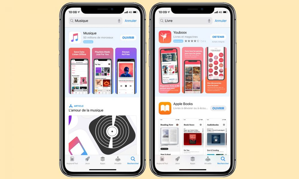 Wall Street Journal : Apple favorise ses apps dans l'App Store 1