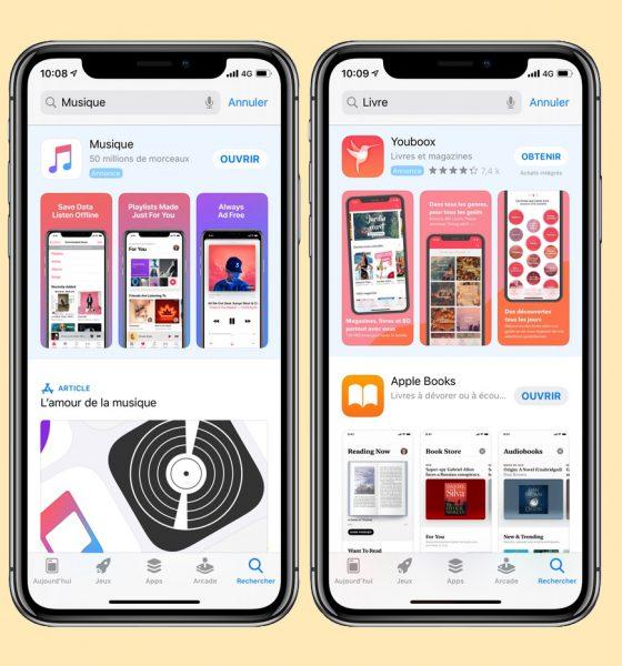 Wall Street Journal : Apple favorise ses apps dans l'App Store 2
