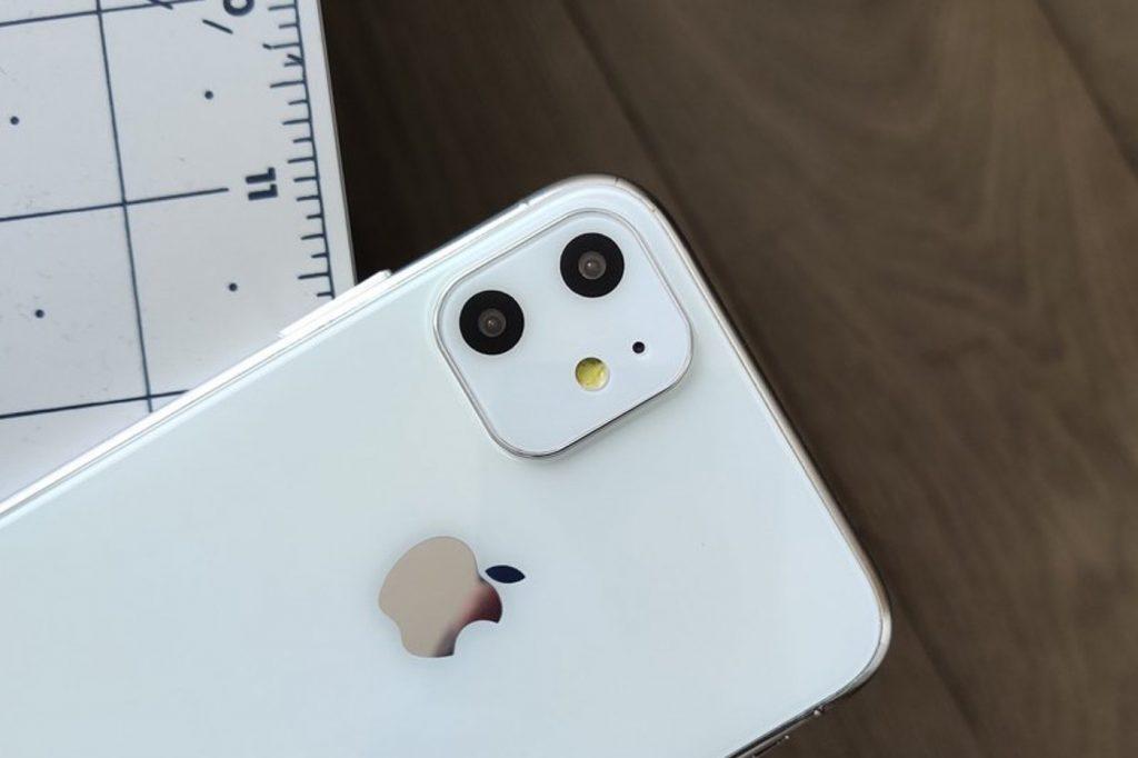 Vidéo: un double capteur photo plus discret pour l'iPhone XIR 2