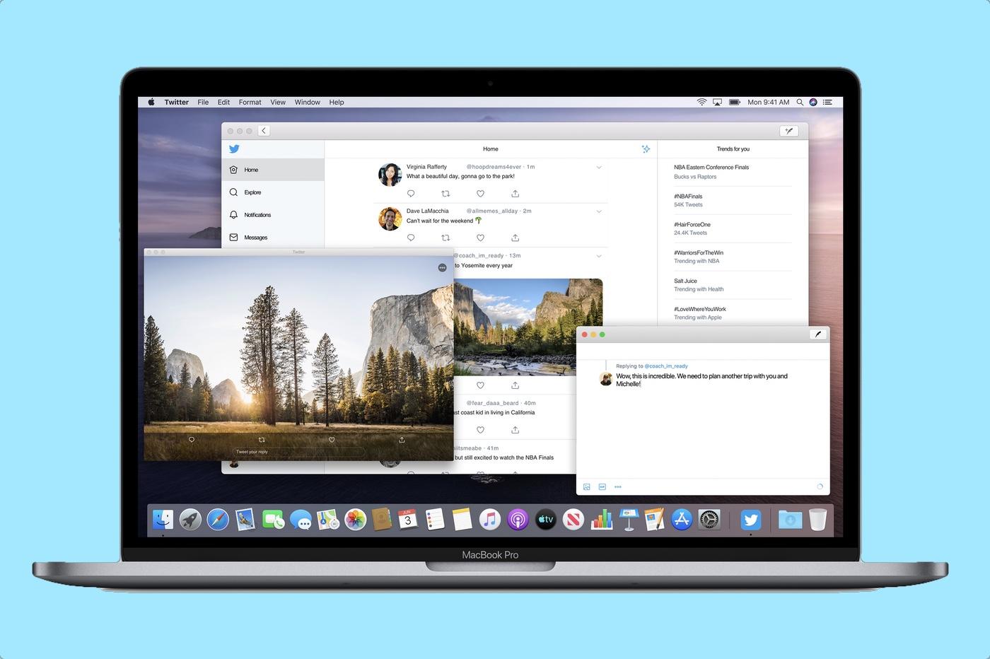 Apple parle du portage des apps iPad vers le Mac 1