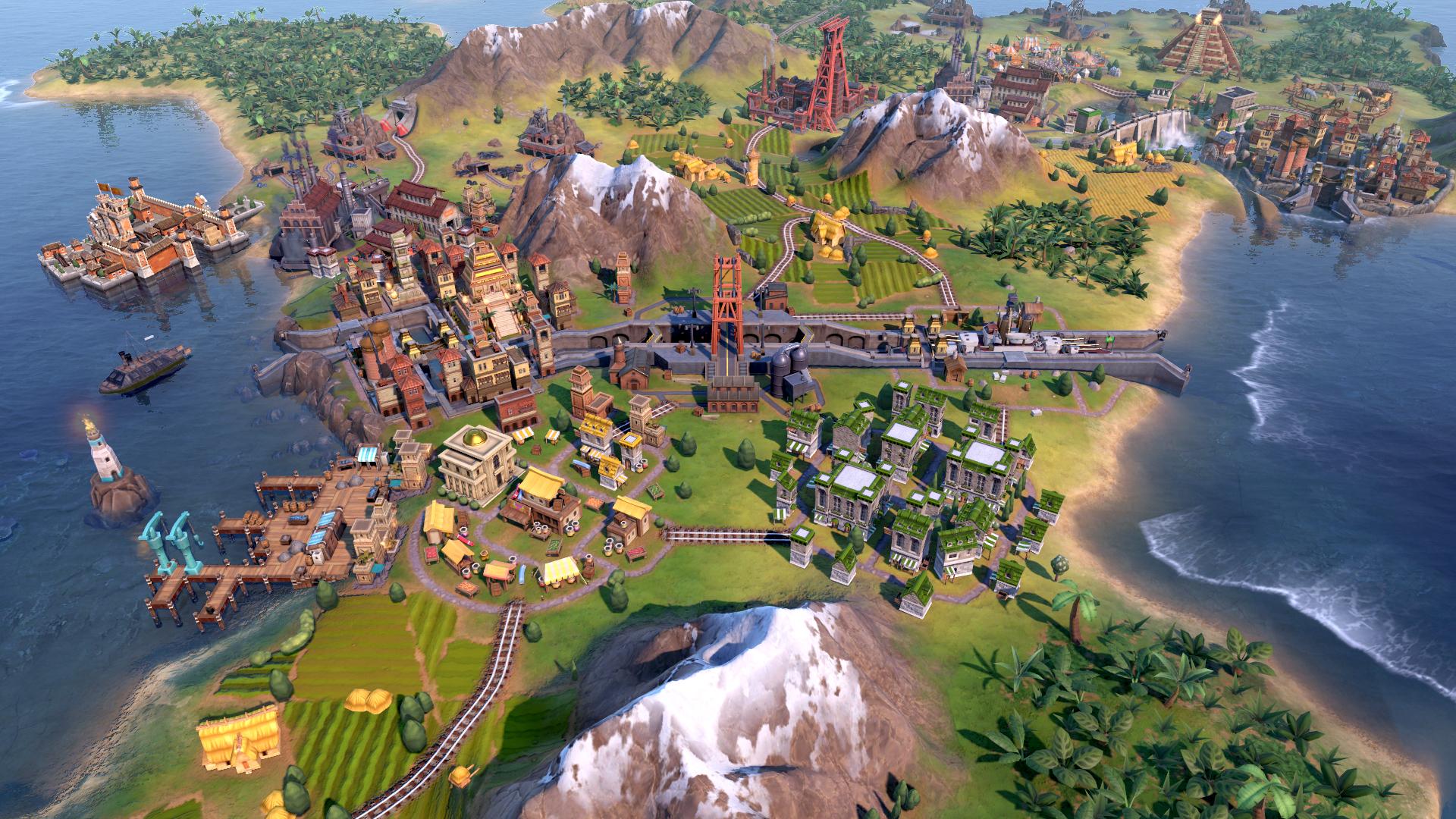 Gathering Storm, la nouvelle extension de Civilization 6 est disponible (màj) 3