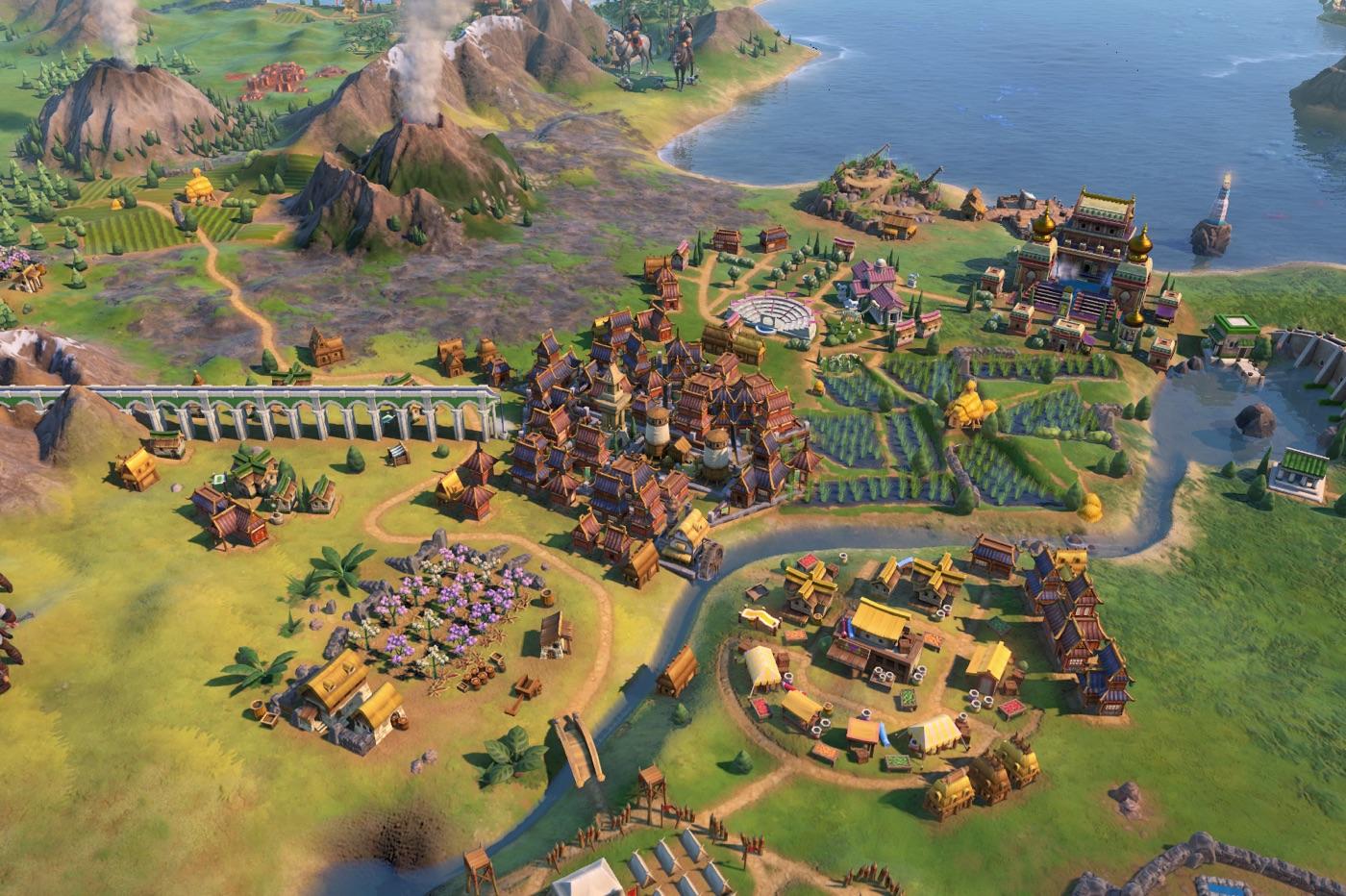 Gathering Storm, la nouvelle extension de Civilization 6 est disponible (màj) 1