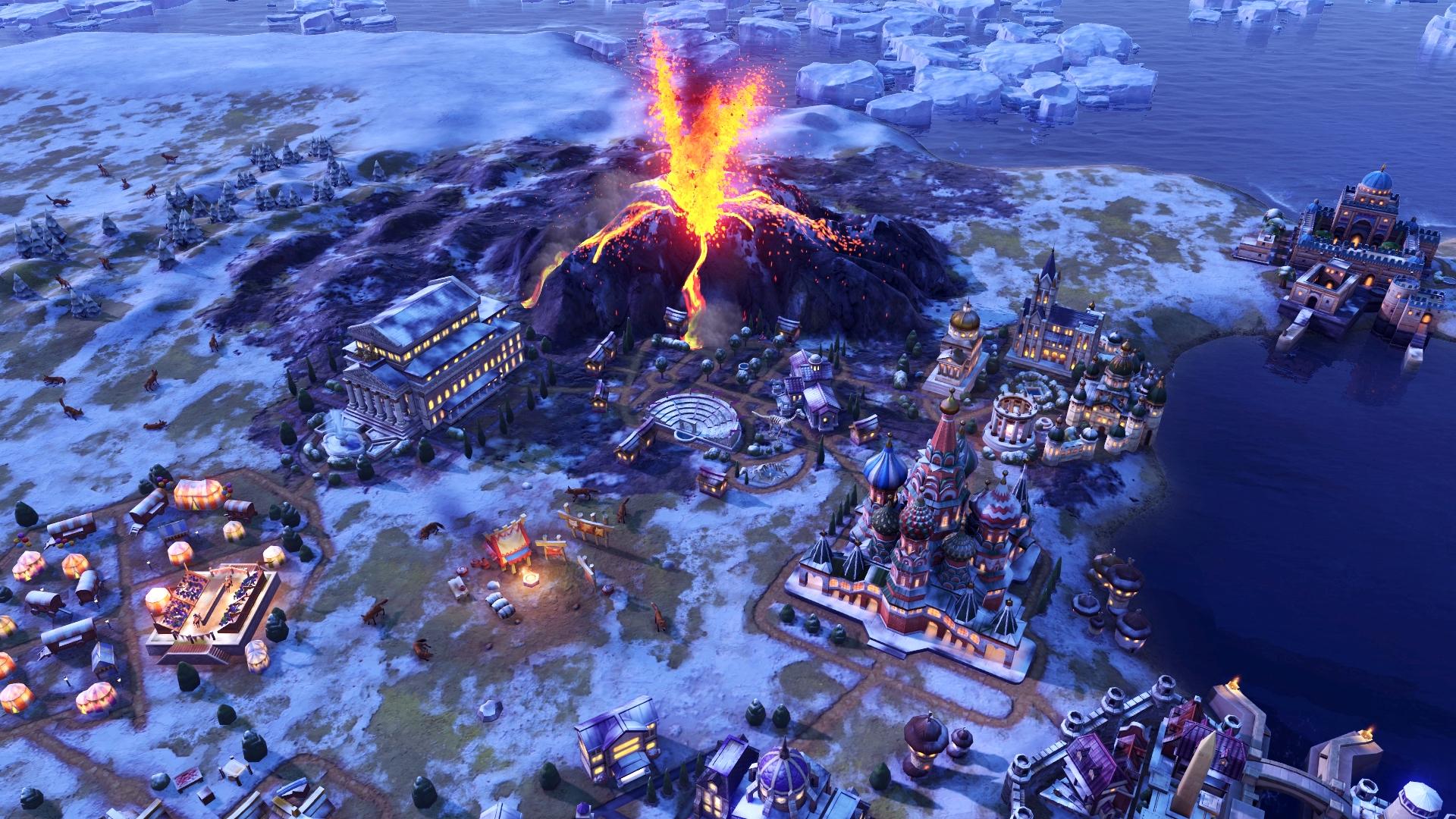 Gathering Storm, la nouvelle extension de Civilization 6 est disponible (màj) 2