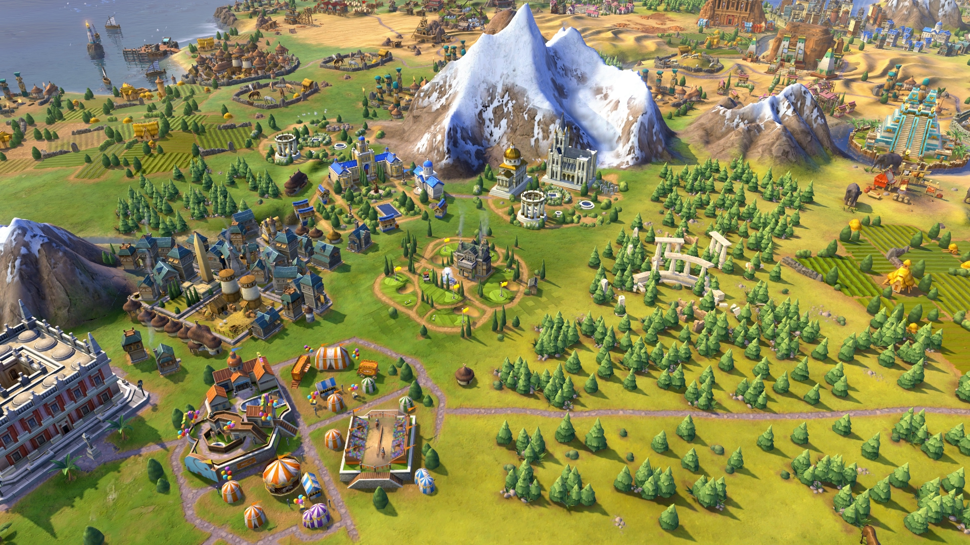 L'excellent Civilization VI sur iOS embellit d'une nouvelle extension: Rise and Fall 9