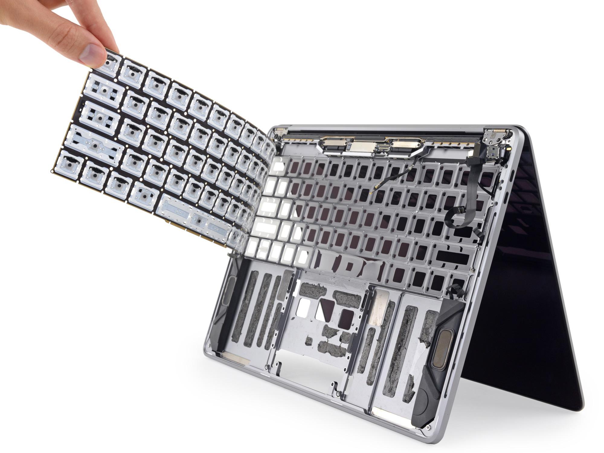 Tous les MacBook avec clavier papillon maintenant couverts par le programme de réparation (Màj) 4