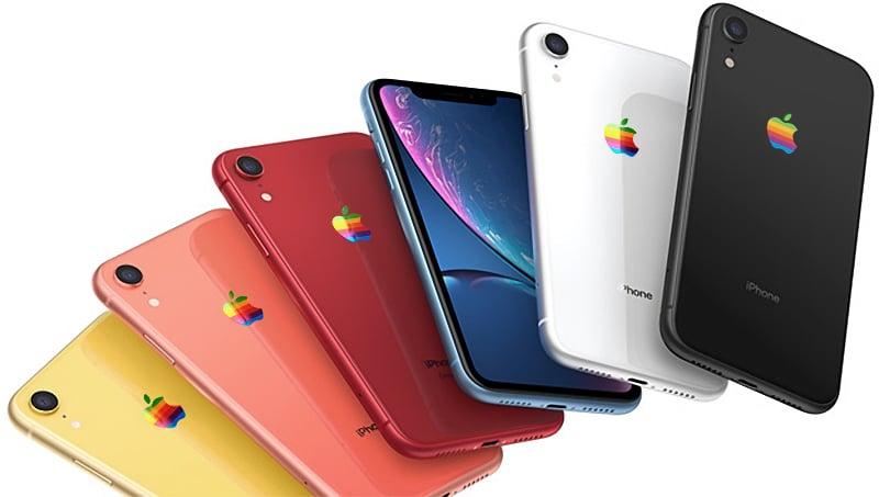 Le logo arc-en-ciel d'Apple bientôt de retour sur certains produits? 2