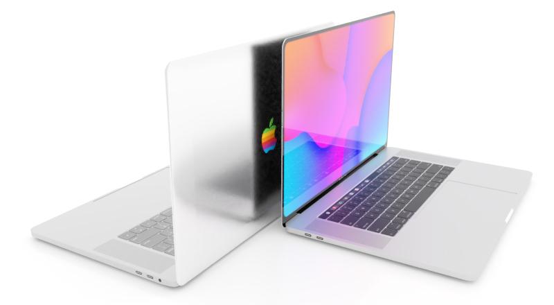 Le logo arc-en-ciel d'Apple bientôt de retour sur certains produits? 3