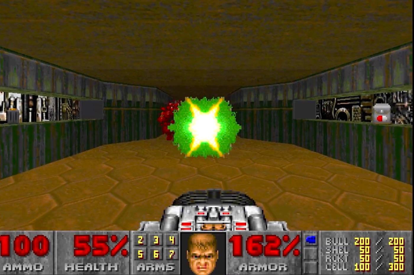 Les légendaires Doom et Doom 2 jouables sur iPhone et iPad 1