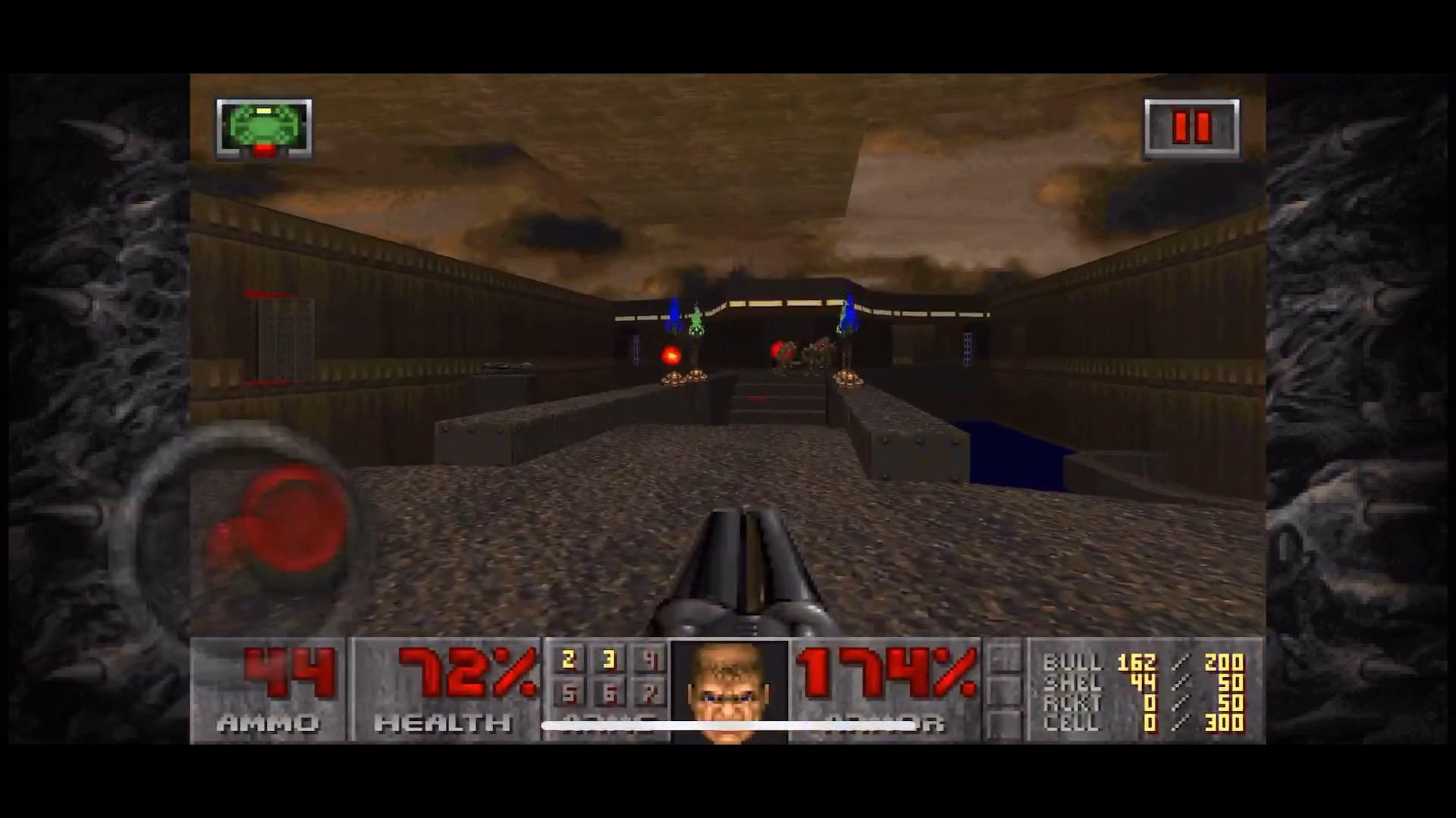 Les légendaires Doom et Doom 2 jouables sur iPhone et iPad 2