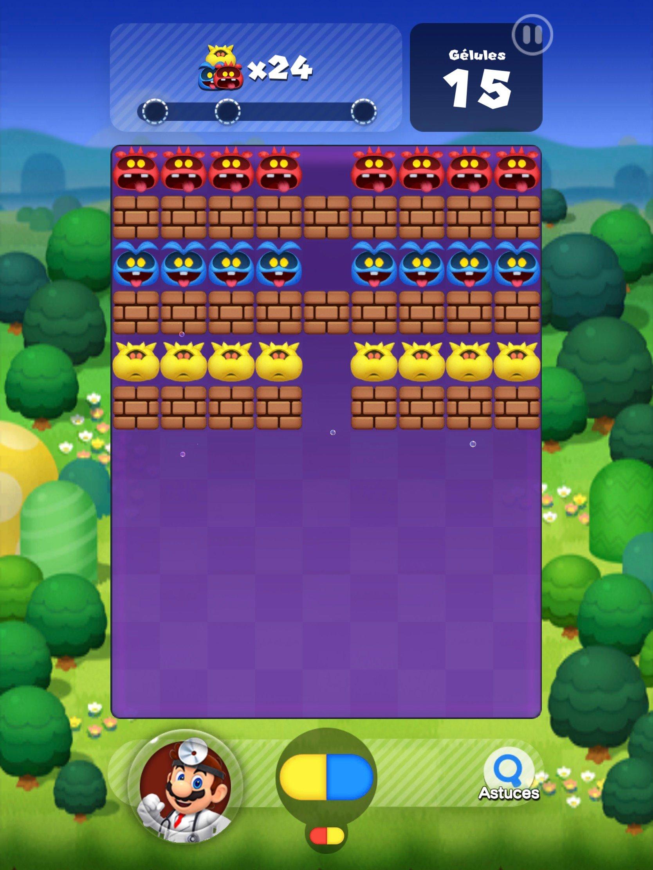 Dr. Mario World sur mobile: déjà 2 millions de joueurs en 3 jours 1