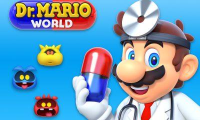 Dr. Mario World mis à jour sur iPhone et iPad