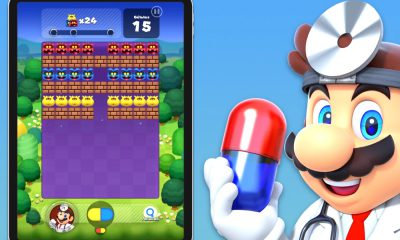 jeu iOS Dr Mario World