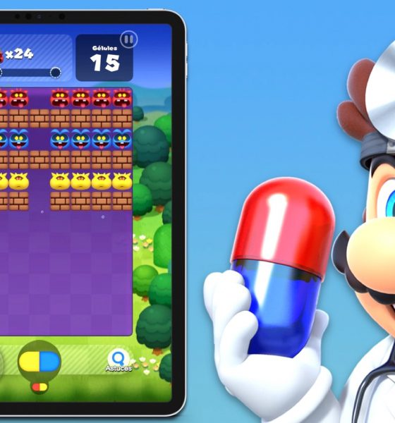 jeu iOS Dr Mario World