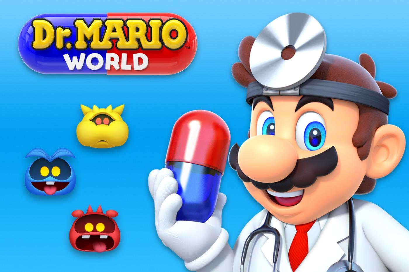 Dr. Mario World sur mobile : déjà 2 millions de joueurs en 3 jours 1