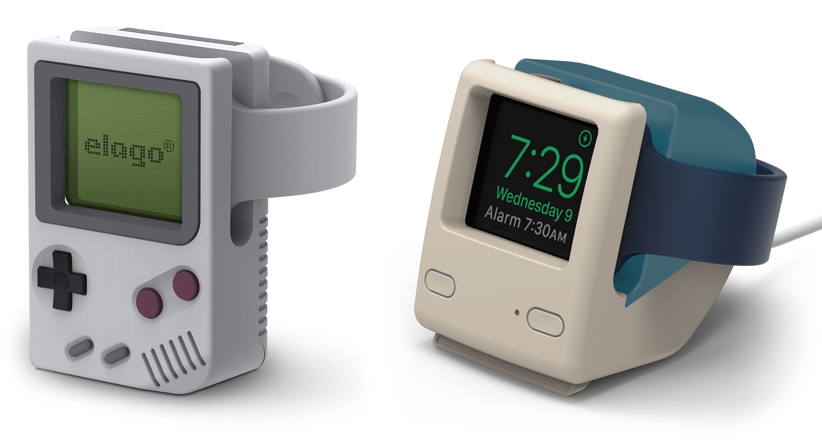 Elago transforme l'Apple Watch en iPod classic 8