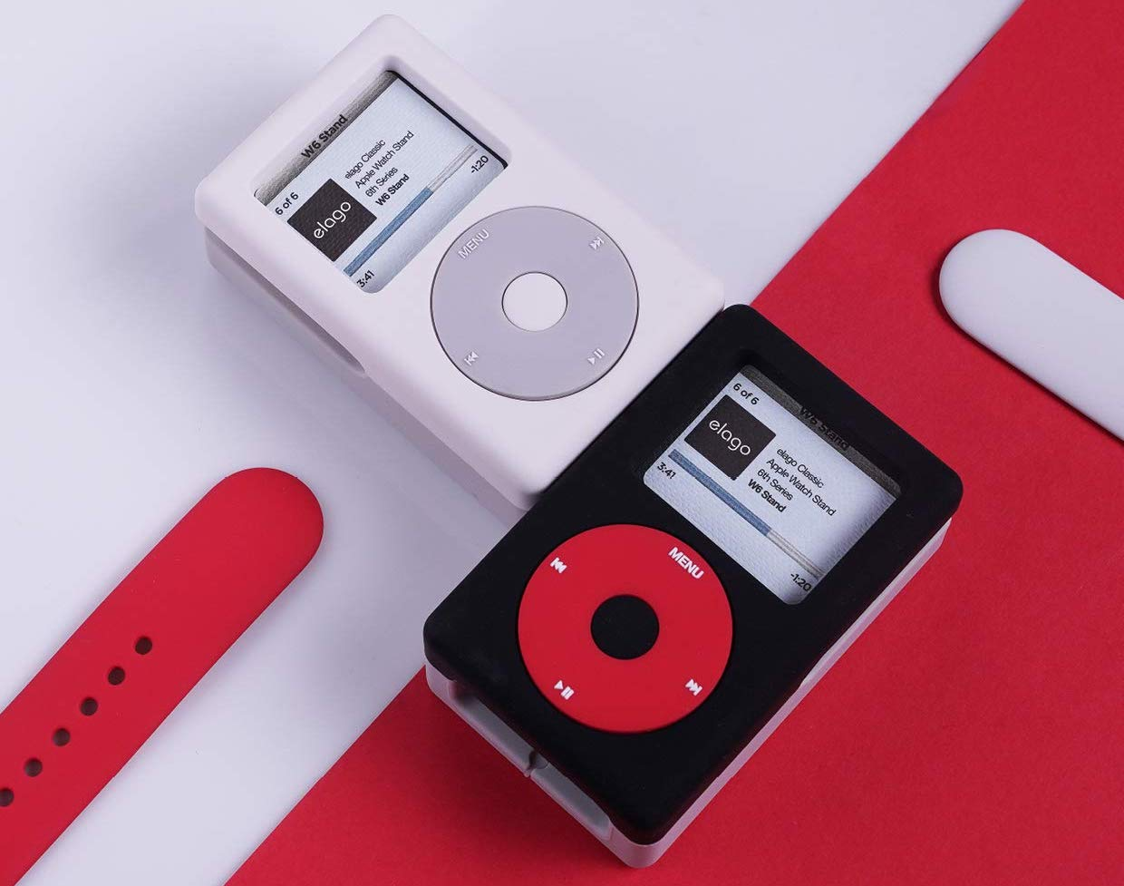 Elago transforme l'Apple Watch en iPod classic 9