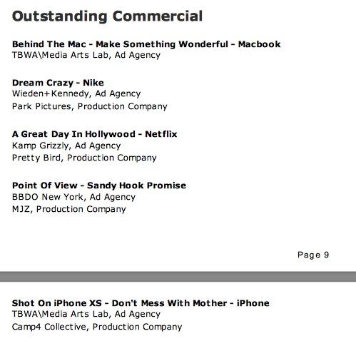 Emmy Awards: 3 nominations pour Apple cette année (màj) 2