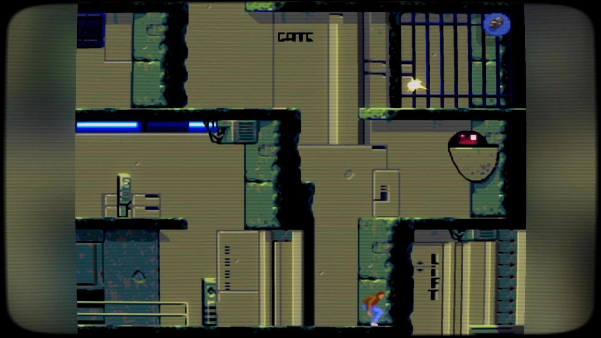 Le jeu Flashback de 1992 signe son retour sur iPhone et iPad (Màj) 2