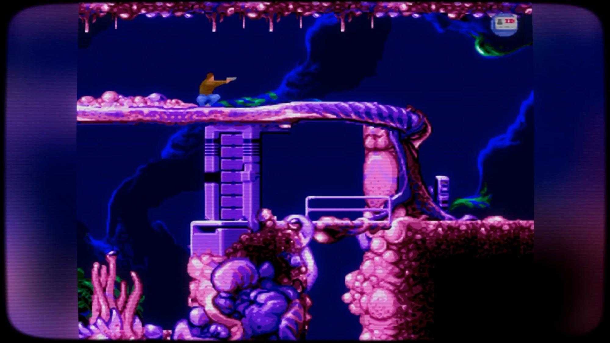 Le jeu Flashback de 1992 signe son retour sur iPhone et iPad (Màj) 3