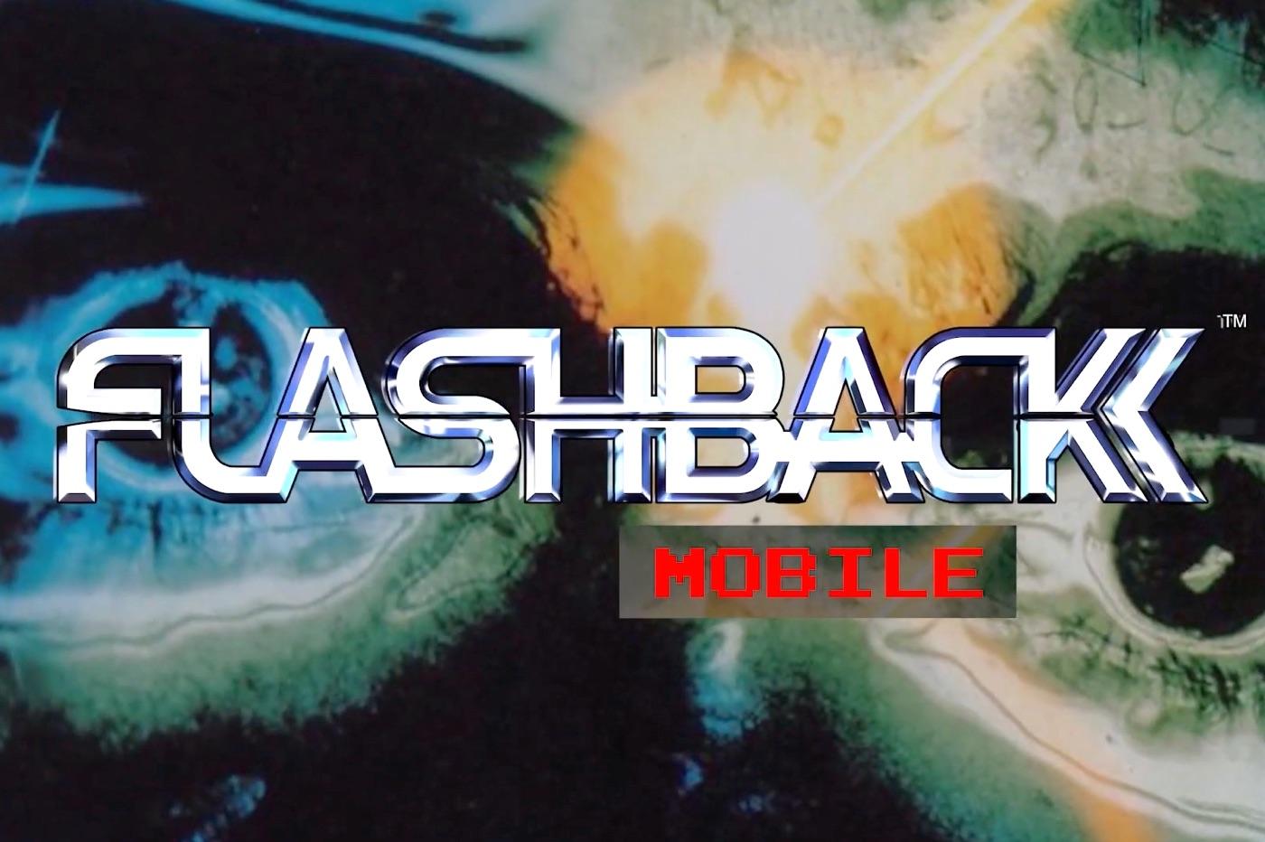 Le jeu Flashback de 1992 signe son retour sur iPhone et iPad (Màj) 1