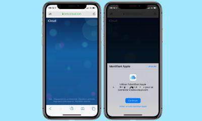 Apple teste la connexion biométrique sur son site iCloud 5