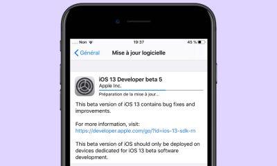 iOS 13 beta 5 disponible : la liste des nouveautés 3