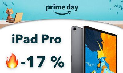Amazon Prime Day : jusqu'à -17 % sur les iPad Pro 1