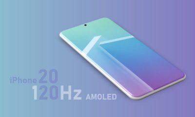 iPhone 2020 : un écran plus réactif et fluide grâce au Promotion de l'iPad Pro ? 3