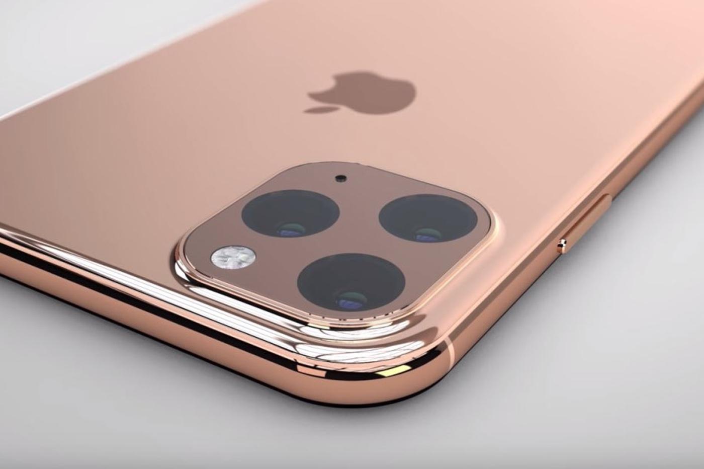 Analystes : 4 iPhone en 2020 avec OLED, 5G et capteur 3D 1
