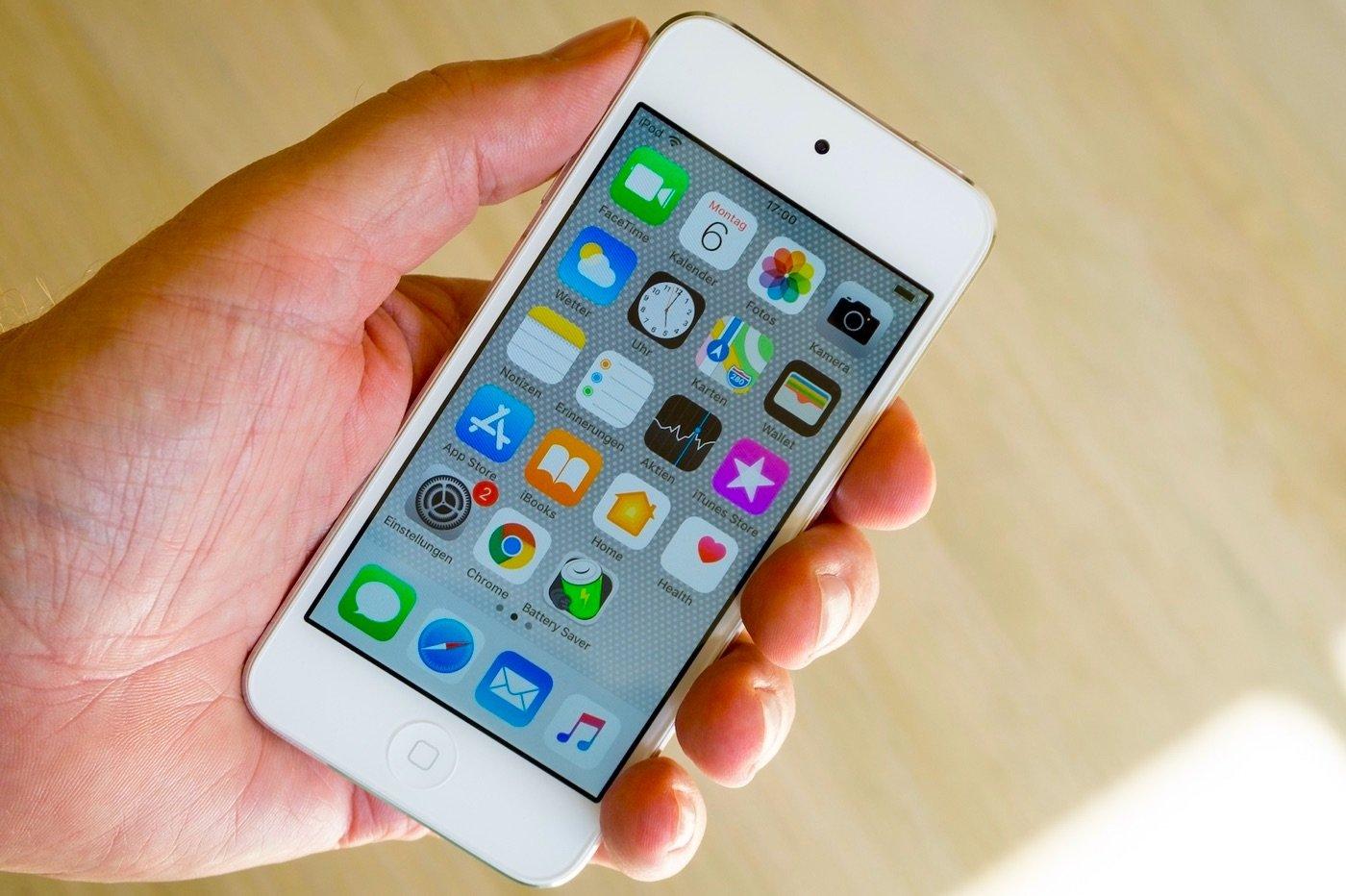 Les iPhone supportent jusqu'à 6 mises à jour majeures d'iOS 1